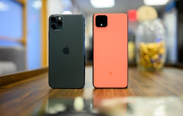 iPhone eleven vs. iPhone 11 Pro Differences Compared