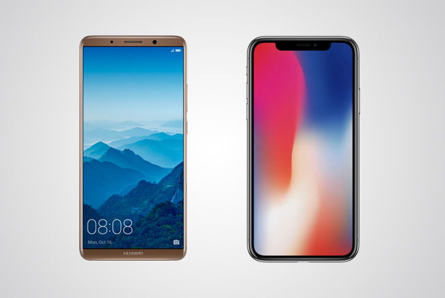 iPhone X vs. Huawei Mate 10 Pro: A Review