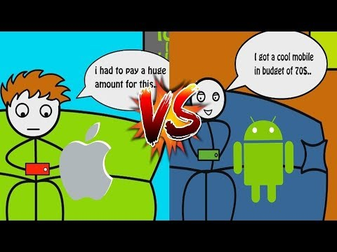 Android vs iPhone: Which is greatest for you?