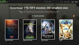 Is It Worth Your Time To Use A YIFY Movies Torrent Download?